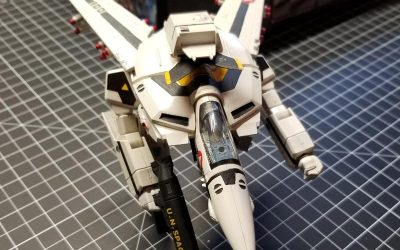 VF-1 Veritech Model Rebuild